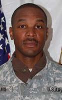 Army 1st Lt. Derwin I. Williams