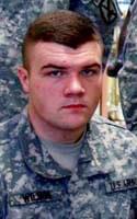 Army Pfc. Matthew W. Wilson