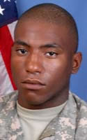 Army Pvt. Vincent C. Winston Jr.