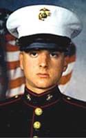 Marine Staff Sgt. Mark A. Wojciechowski