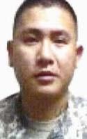 Army Sgt. Vorasack T. Xaysana