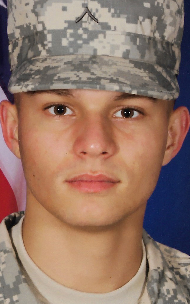 Spc. Robert William Jones