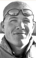 Navy Hospitalman Zachary M. Alday