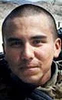 Marine Lance Cpl. Rogelio A. Ramirez