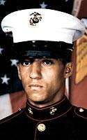 Marine Lance Cpl. Edward M. Garvin