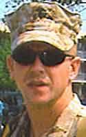 Marine Sgt. Mark P. Adams