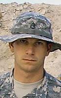 Army Sgt. 1st Class Jesse B. Albrecht