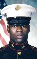 Marine Lance Cpl. Brian E. Anderson