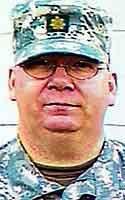 Army Maj. Stuart M. Anderson