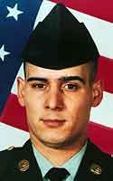 Army Spc. Michael  Andrade