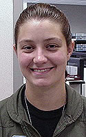 Air Force 1st Lt. Tamara Archuleta