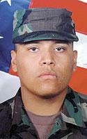 Army Spc. Robert R. Arsiaga