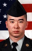 Army Pfc. Shawn M. Atkins