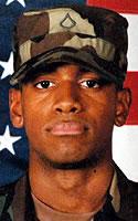 Army Pfc. Roberto C. Baez
