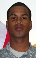 Army Pfc. Joe L. Baines