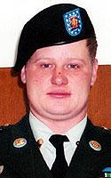Army Spc. Brian K. Baker