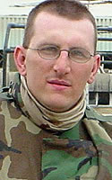 Army Sgt. Sherwood R. Baker