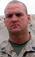 Marine Gunnery Sgt. Terry W. Ball Jr.
