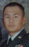Army Staff Sgt. Metodio A. Bandonill