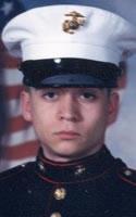 Marine Cpl. Felipe C. Barbosa