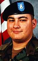Army Sgt. Michael Paul Barrera