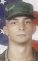 Army Cpl. Nathaniel S. Baughman