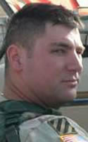 Army Staff Sgt. Jason A. Benford
