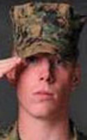 Marine Cpl. Johnathan L. Benson