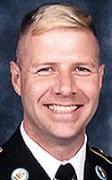 Army Sgt. 1st Class Michael A. Benson