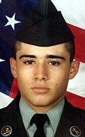 Army Spc. Bradley J. Bergeron