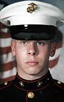 Marine Lance Cpl. Eric J. Bernholtz