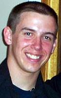 Marine Lance Cpl. Nicholas B. Bloem