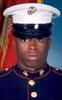 Marine Lance Cpl. Todd J. Bolding