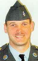 Army Sgt. 1st Class Craig A. Boling