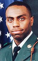 Army Staff Sgt. Stevon A. Booker