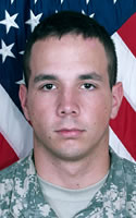 Army Pfc. Brian A. Botello