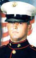 Marine Lance Cpl. Jon E. Bowman
