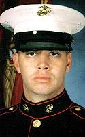Marine Lance Cpl. Aaron  Boyles