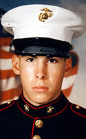 Marine Lance Cpl. David M. Branning