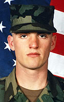 Army Pfc. Joel K. Brattain