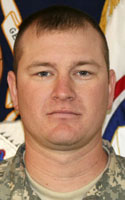 Army Sgt. 1st Class Christopher R. Brevard