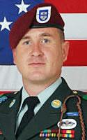 Army Staff Sgt. Sandy R. Britt