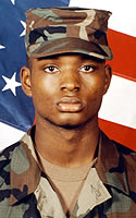 Army Spc. Larry K. Brown