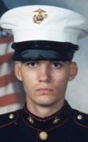 Marine Lance Cpl. Kyle W. Brown