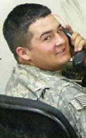 Army Spc. Micheal D. Brown