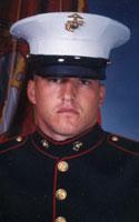 Marine Lance Cpl. Timothy W. Brown