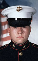 Marine Cpl. Andrew D. Brownfield