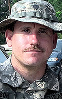 Army Spc. Jacques E. Brunson