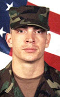 Army Spc. Roy Russell Buckley