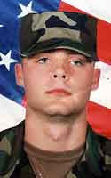 Army Staff Sgt. Richard A. Burdick